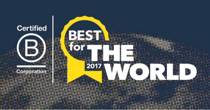 B Corp Best of the World