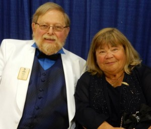 Jim & Sue Jaggers at Lions Convention
